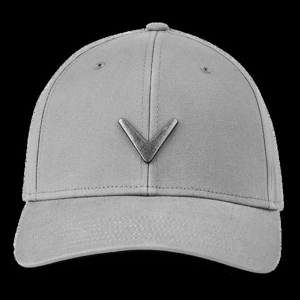 Metal Icon Adjustable Cap - View 3