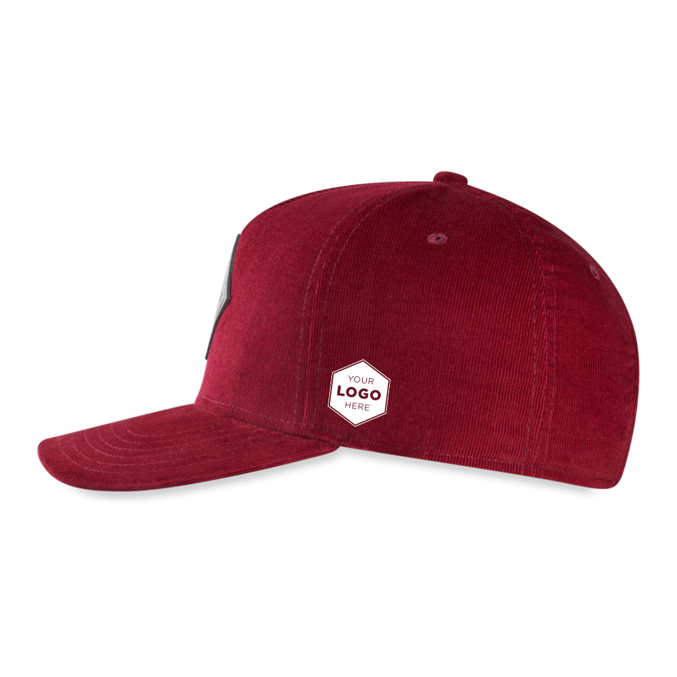 Corduroy Logo Hat - View 5