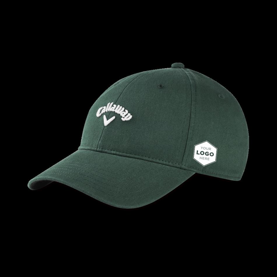 Heritage Twill Logo Hat - View 1