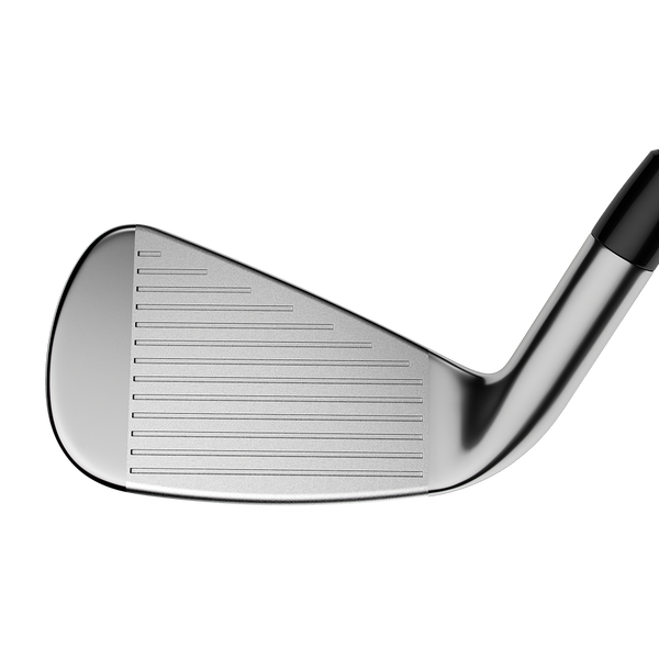 2018 X Forged Utility Irons - View 4