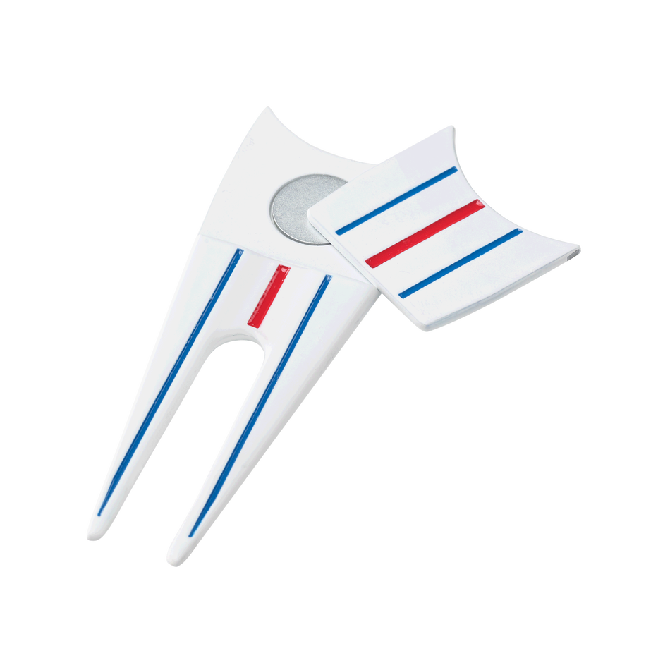 Triple Track Divot Tool - Featured