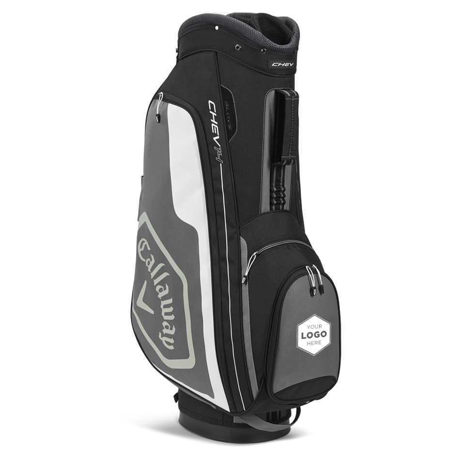 Chev 14 Logo Cart Bag - View 2