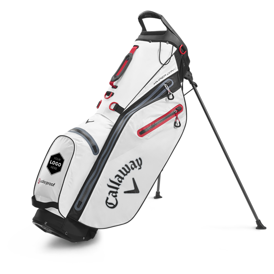 Hyper Dry C Double Strap Logo Stand Bag - Featured