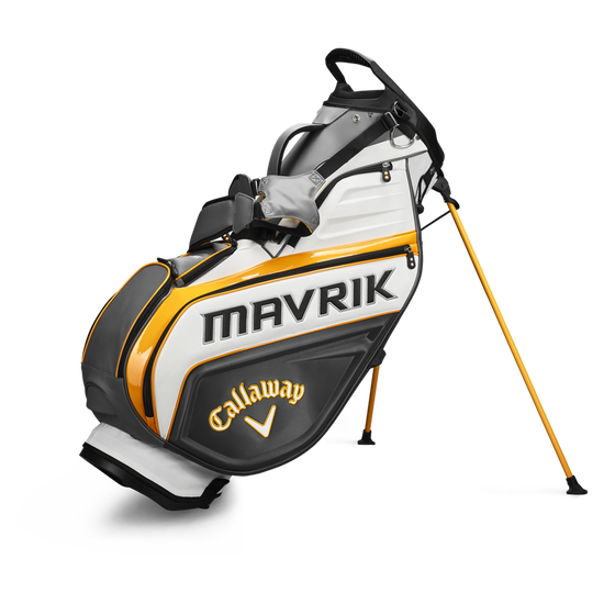 MAVRIK Staff Double Strap Stand Bag