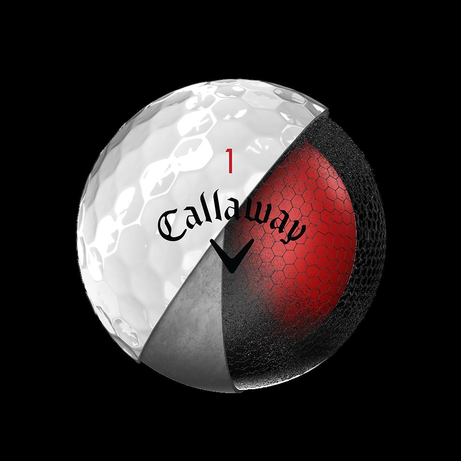 Chrome Soft 2018 Golf Balls - View 3
