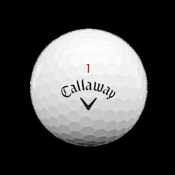 Chrome Soft Logo Golf Balls - View 3