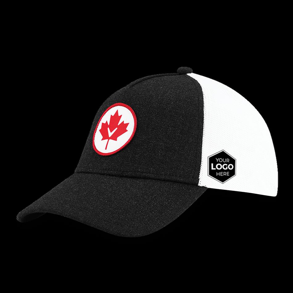 Canada Trcuker Logo Cap - Featured