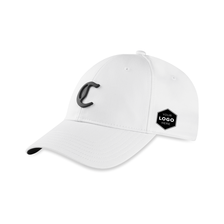 C Collection Logo Cap - View 1