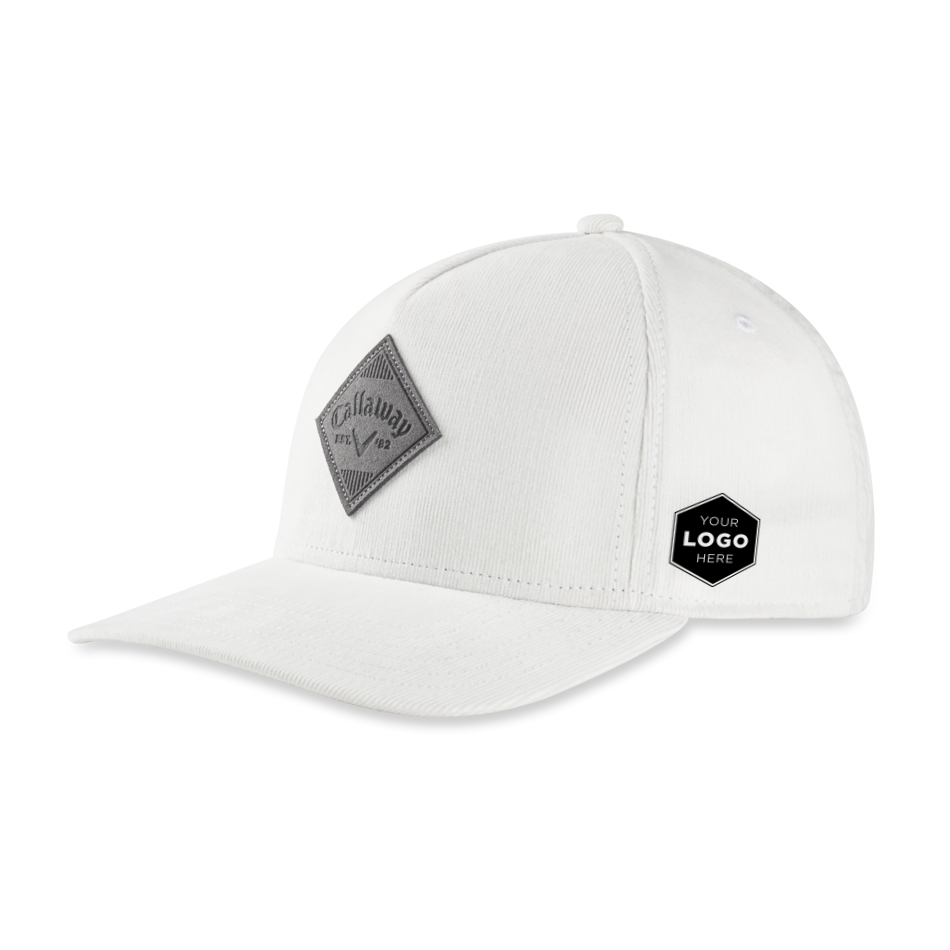 Corduroy Logo Hat - View 1