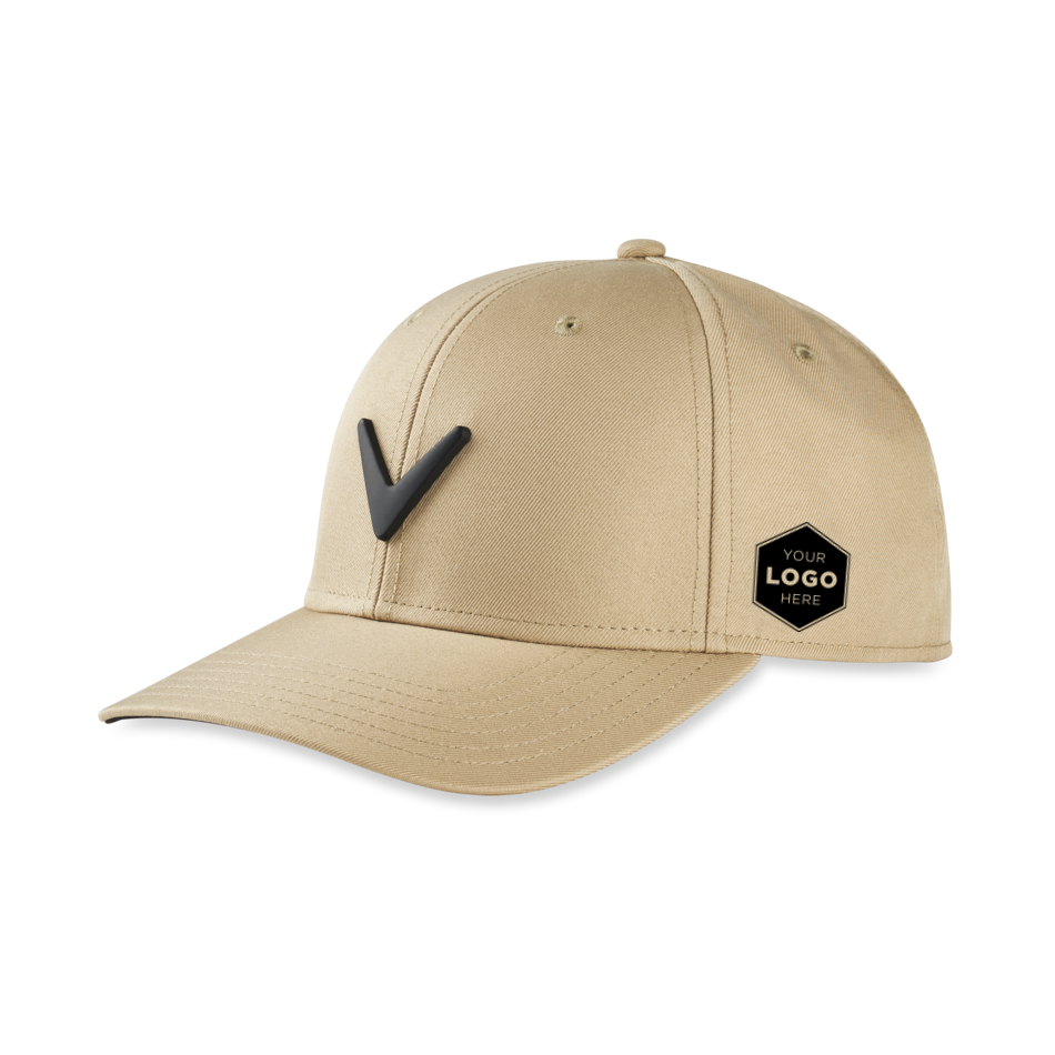 Metal Icon Logo Cap - Featured