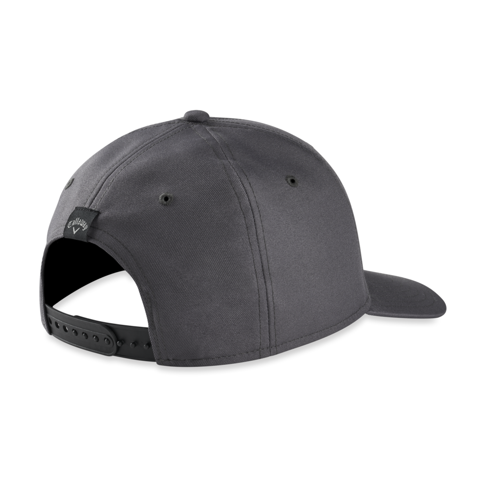 Metal Icon Logo Cap - View 2