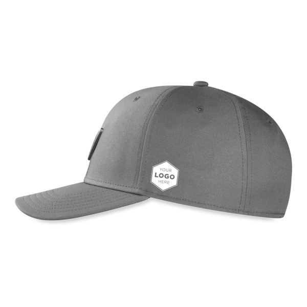 Metal Icon Logo Cap - View 5