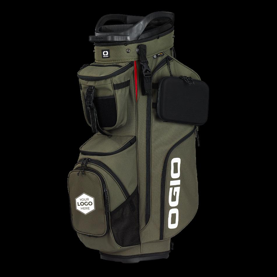 Alpha Convoy 514 Logo Cart Bag - View 1