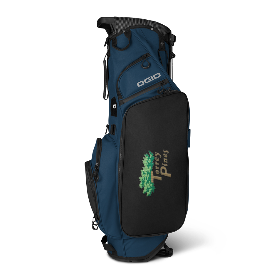 Club Logo Stand Bag - Featured