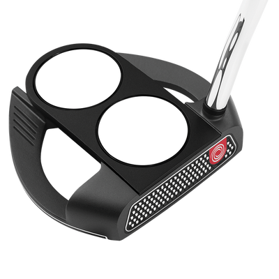 Odyssey O-Works Black 2-Ball Fang Putter Thumbnail