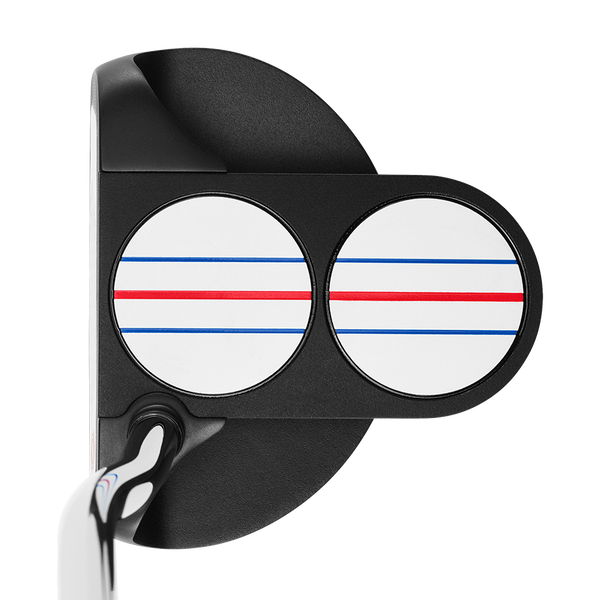 Triple Track 2-Ball Logo Putter - View 2