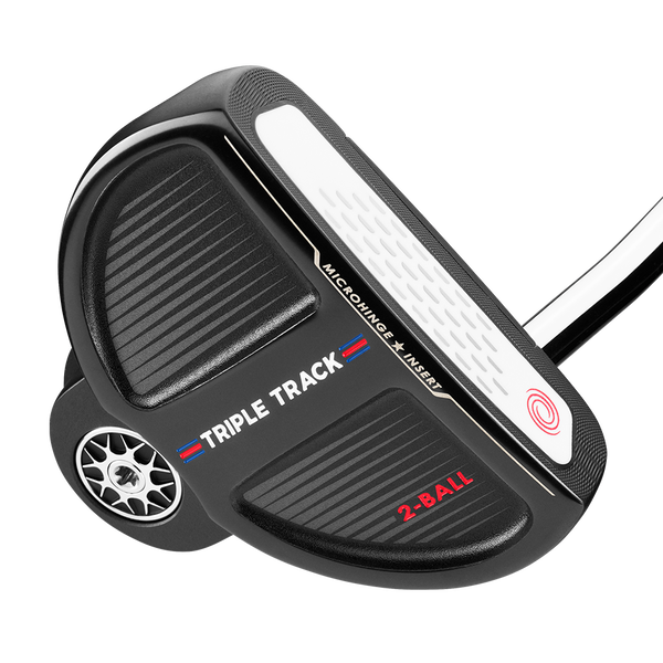 Triple Track 2-Ball Logo Putter - View 4
