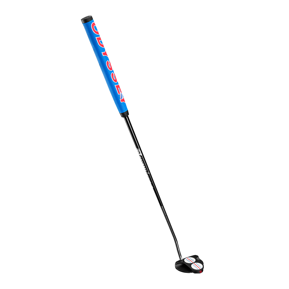 Triple Track 2-Ball Logo Putter - View 5