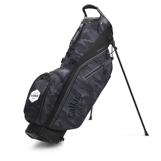 Fairway C Double Strap Logo Stand Bag