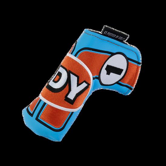 Odyssey Racing Blade Light Blue/Orange Headcover