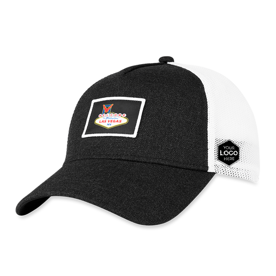 Nevada Trucker Logo Cap