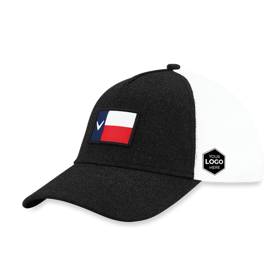 Texas Trucker Logo Cap