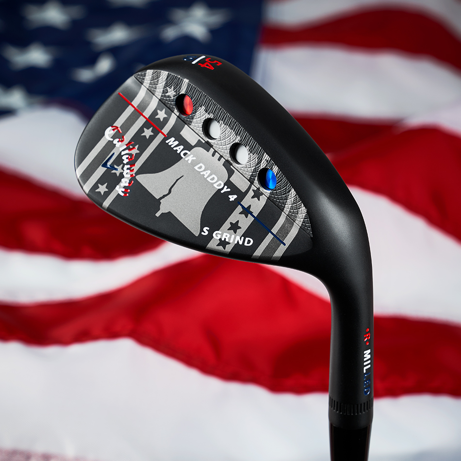 """Patriot"" Wedges - View 2"