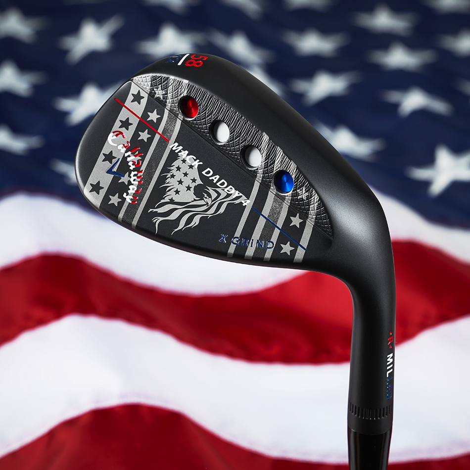"""Patriot"" Wedges - View 3"