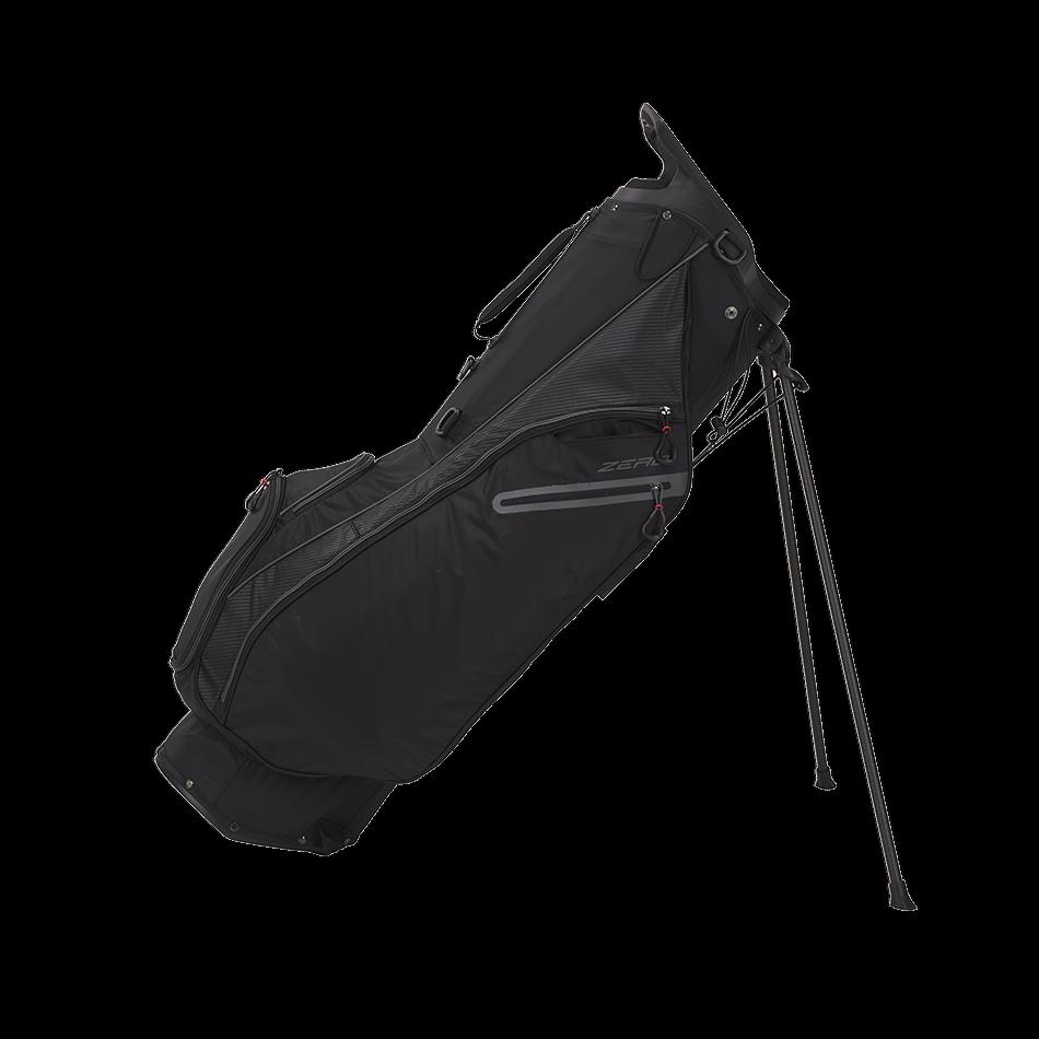 Hyperlite Zero Double Strap Logo Ready Stand Bag - View 1