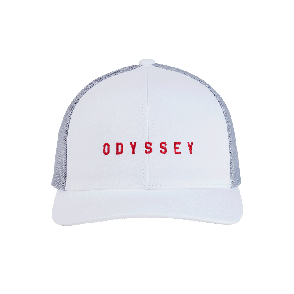 Odyssey San Francisco FLEXFIT® Trucker Cap - View 2