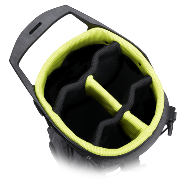 Fairway Double Strap Stand Logo Bag - View 4