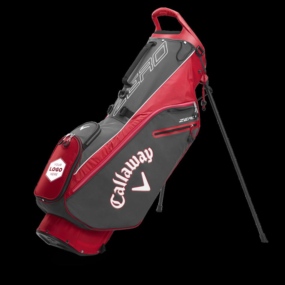 Hyperlite Zero Single Strap Logo Stand Bag - Featured