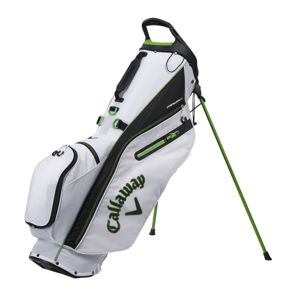 Epic Fairway C Double Strap Stand Bag - View 1