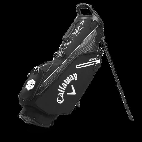 Hyperlite Zero Single Strap Logo Stand Bag - View 1