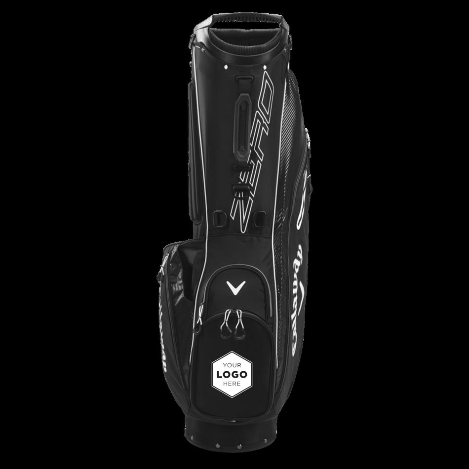 Hyperlite Zero Single Strap Logo Stand Bag - View 3