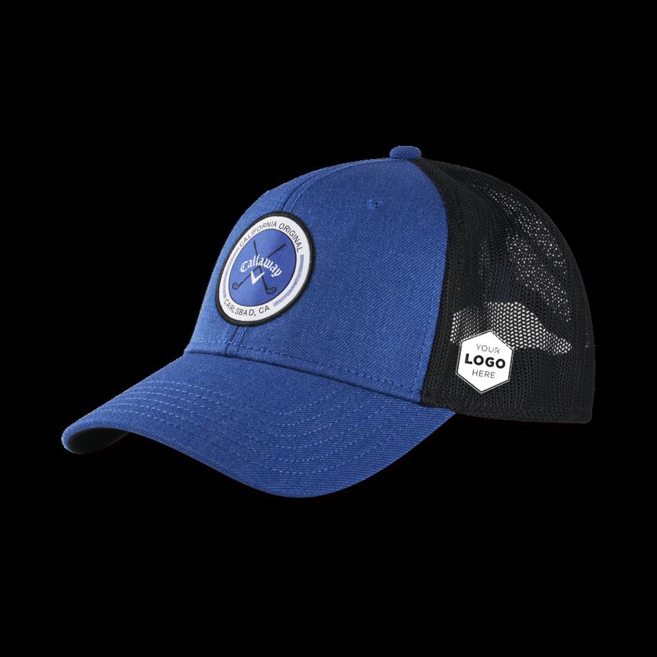 CG Trucker Logo Cap - Featured