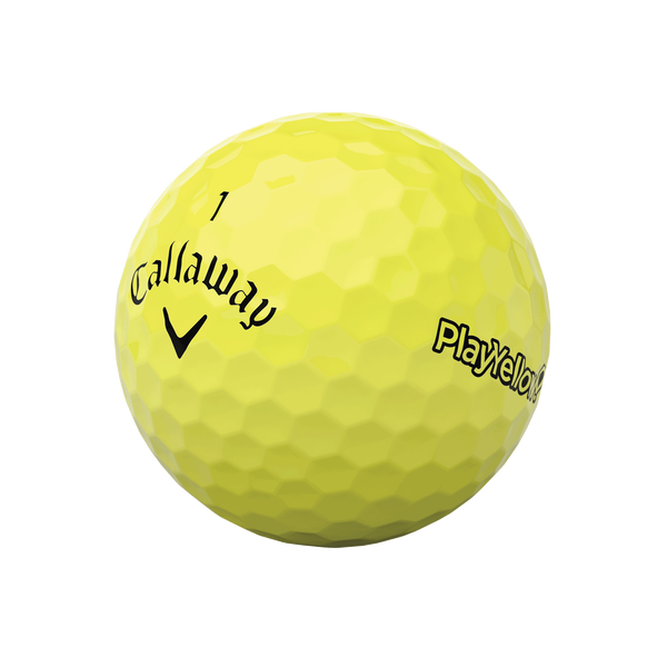 Supersoft Play Yellow Golf Balls - View 2