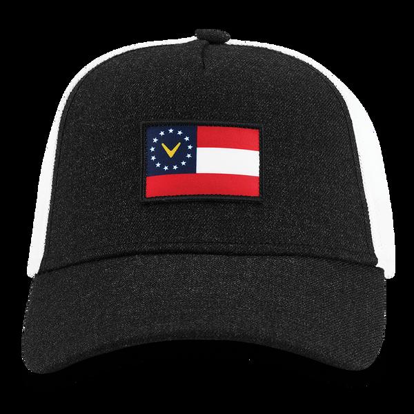 Georgia Trucker Logo Cap - View 3