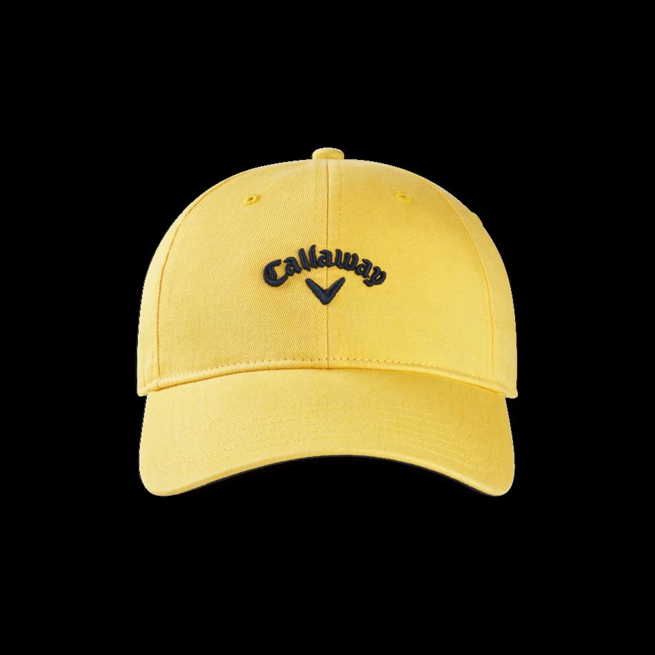 Heritage Twill Logo Hat - View 3