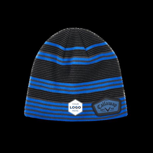 Winter Chill Logo Beanie - View 1