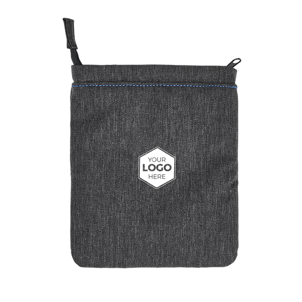 Clubhouse Logo Valuables Pouch - View 2