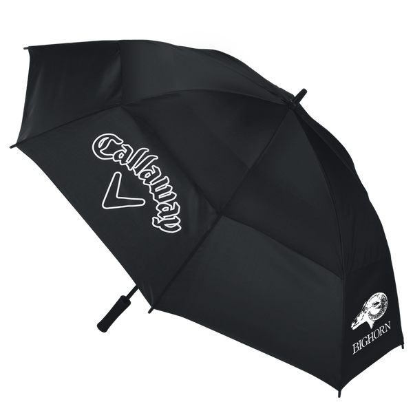 "60"" Manual Logo Umbrella - View 1"