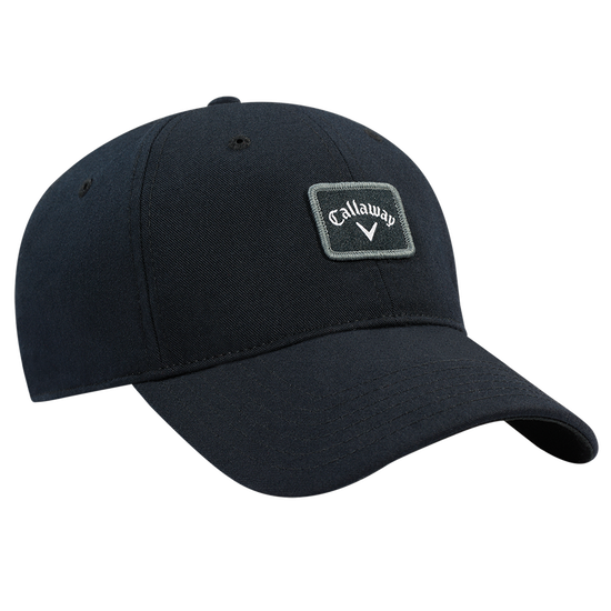 82 Label Fitted Logo Cap
