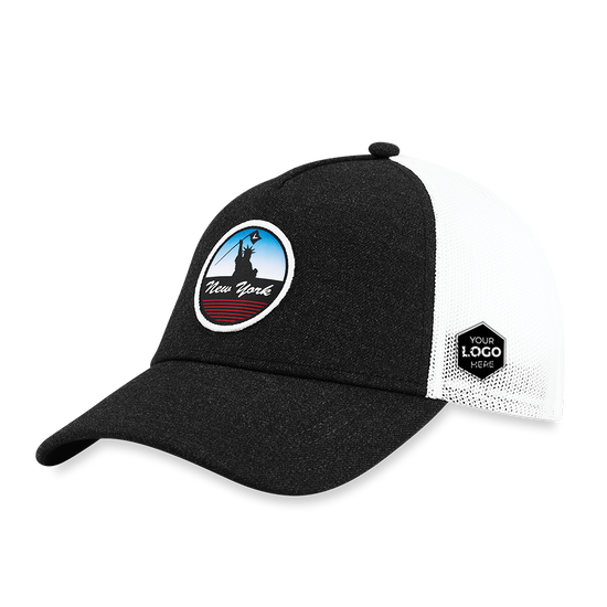 New York Trucker Logo Cap