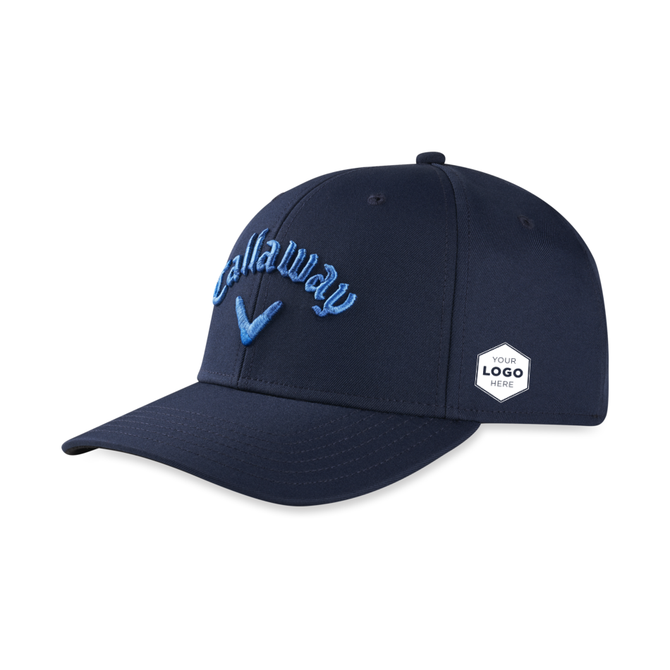 Camo Logo Snapback - Featured