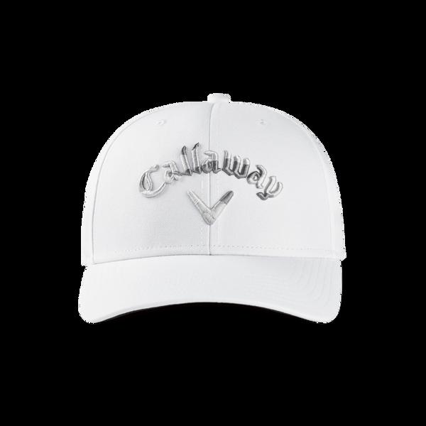 Camo Logo Snapback - View 3