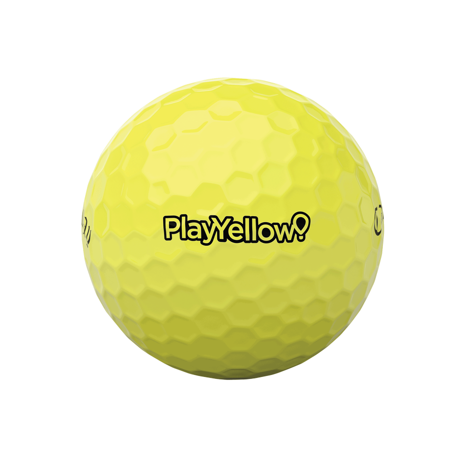 Supersoft Play Yellow Golf Balls - View 3