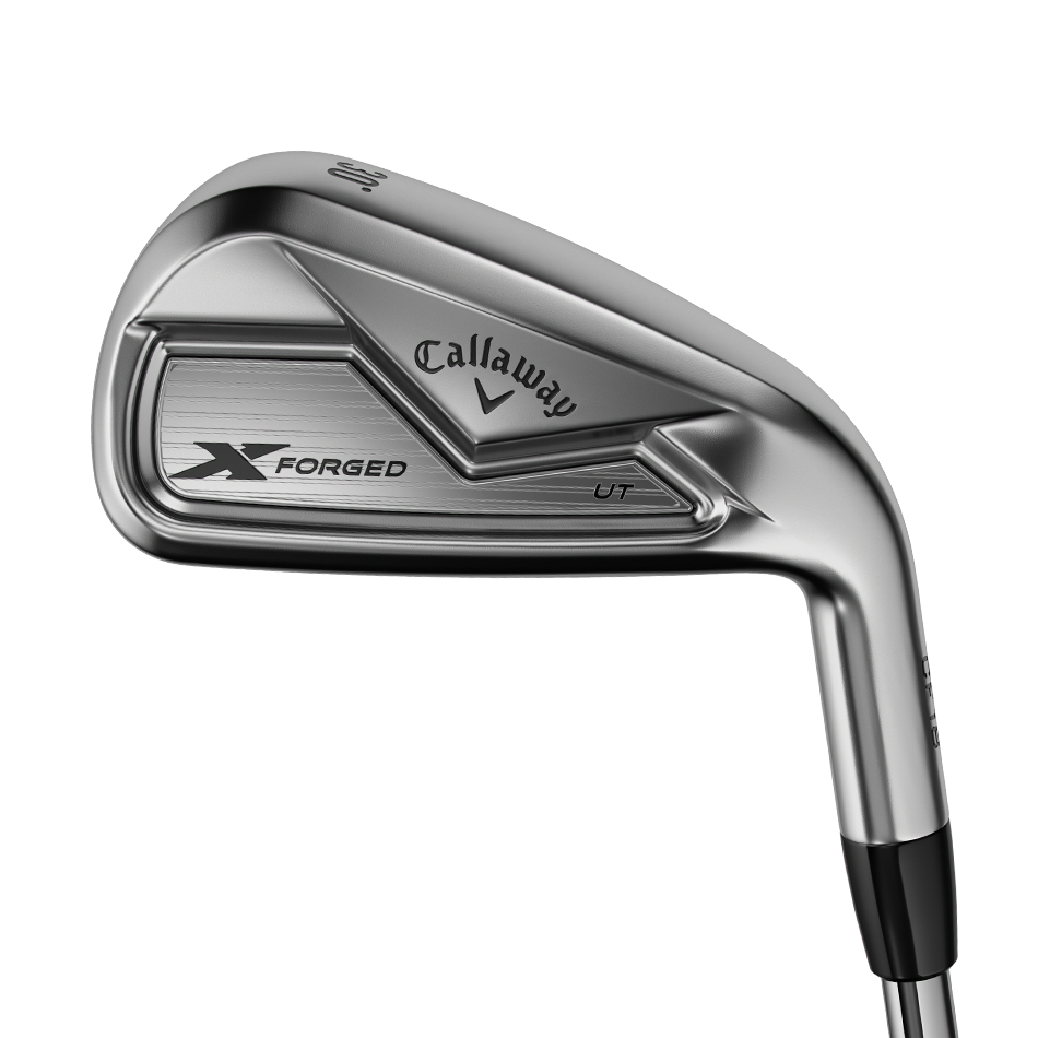 2018 X Forged Utility Irons - View 2