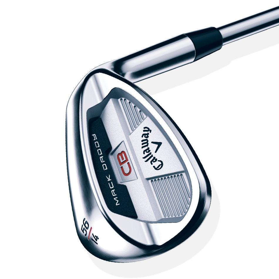 Women's Mack Daddy CB Wedges - Featured