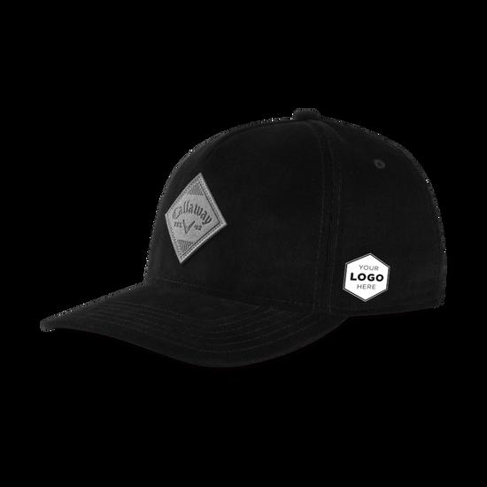 Corduroy Logo Hat